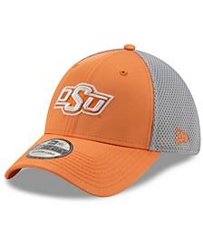 Oklahoma State Cowboys TC Gray Neo 39THIRTY Cap