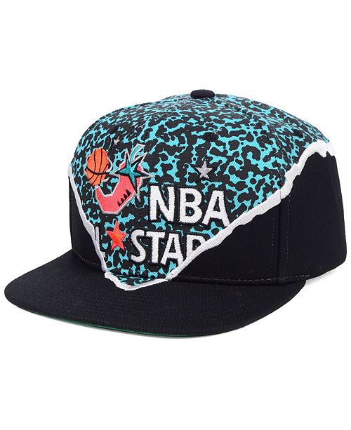 744337dd80f Mitchell   Ness NBA All Star Fashion All Star Snapback Cap - Sports ...