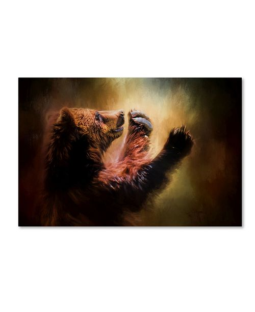 "Trademark Global Jai Johnson 'Capturing The Sun' Canvas Art - 47"" x 30"" x 2"""