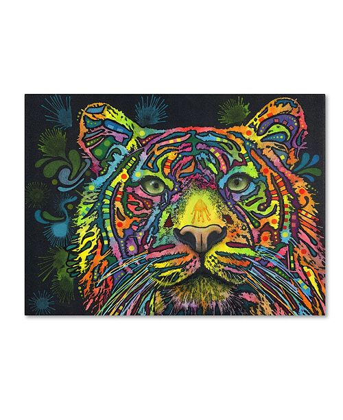 "Trademark Global Dean Russo 'Tiger' Canvas Art - 18"" x 24"" x 2"""