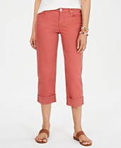 0932f5e1 Style & Co Curvy Cuffed Capri Jeans, Created for Macy's. Quickview. 12  colors