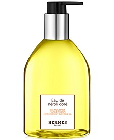 Hermès Men's Eau de Néroli Doré Hand & Body Cleansing Gel, 10-oz.