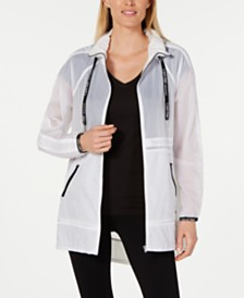Calvin Klein Performance Rain Jacket