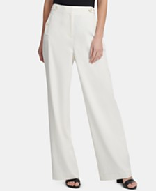 DKNY High-Rise Sailor Pants