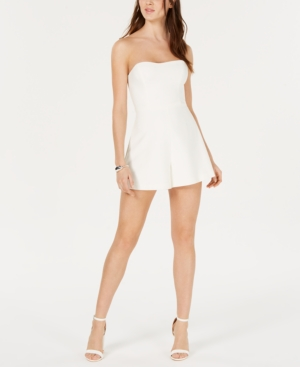 French Connection Tops WHISPER REMOVABLE-STRAP ROMPER