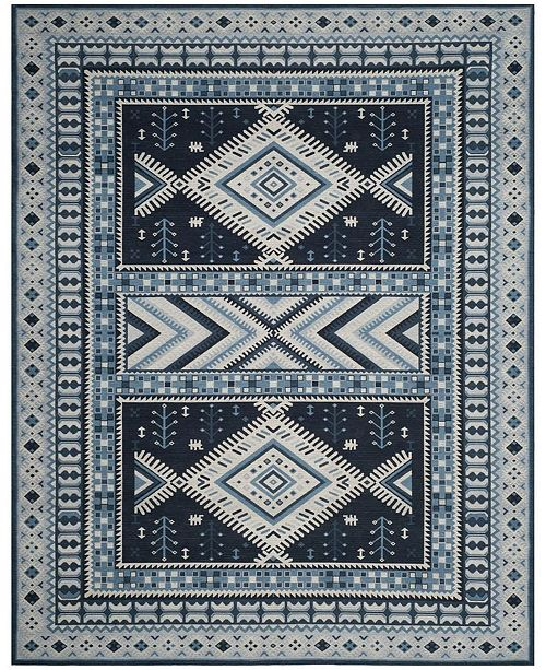Safavieh Classic Vintage Rust and Brown 3' x 5' Area Rug