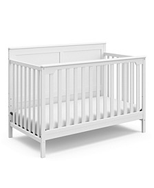 Alpine 4-In-1 Convertible Crib