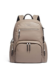2058207bd3 Tumi Voyageur Carson Leather Backpack