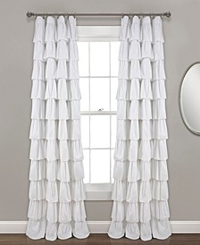 Ruffle Curtain Panel Collection