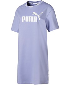 Puma Amplified Logo T-Shirt Dress