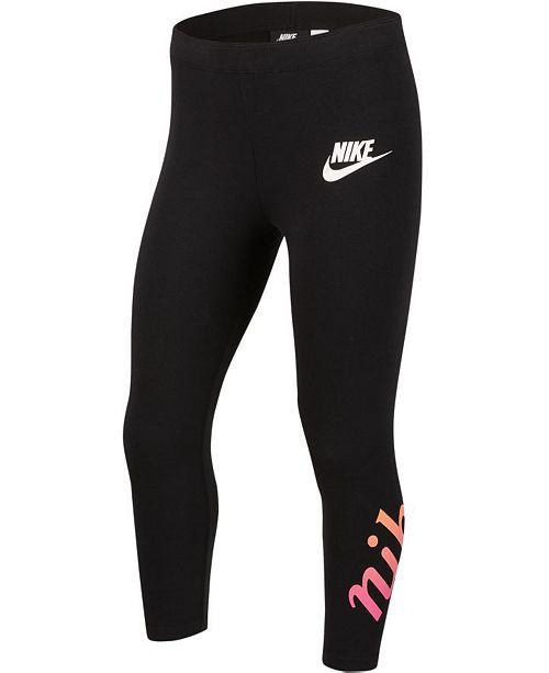 3/4 length nike leggings