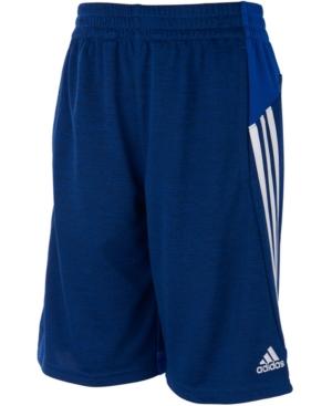 adidas Big Boys 4KRFT Melange Shorts