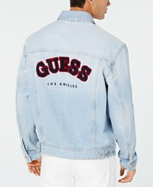 GUESS Men's Originals Denim Jacket