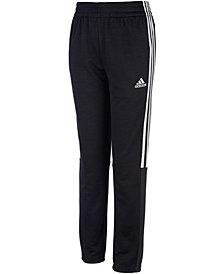 adidas Big Boys Melange & Mesh Pants