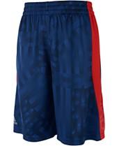 054d1a7c79 adidas Big Boys Printed Colorblocked Shorts
