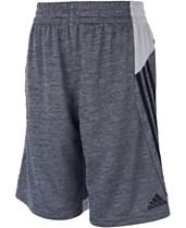 d5eeb6413a adidas Little Boys Mélange Shorts