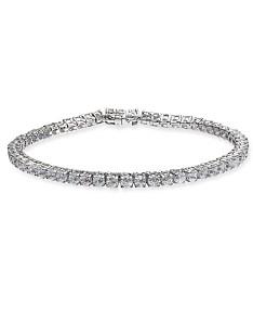 db1e9e73c Diamond Tennis Bracelet (6 ct. t.w.) in 14k White Gold