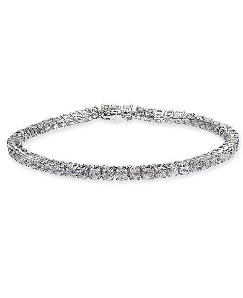 Macy's Diamond Tennis Bracelet (6 ct. t.w.) in 14k White Gold