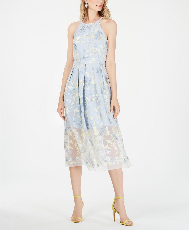 petite mid dress