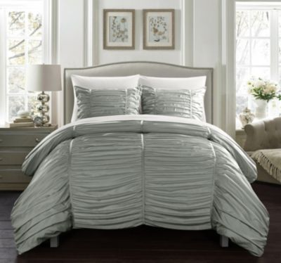 Kaiah 5 Piece Twin Bed In a Bag Comforter Set