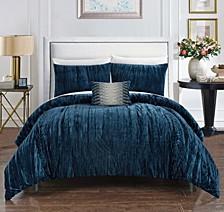 Westmont 4-Piece Queen Comforter Set