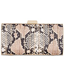 INC Eleanor Cage Clutch, Created for Macy's