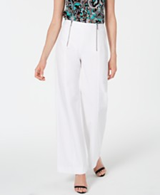 Nanette Lepore Wide-Leg Sailor Pants