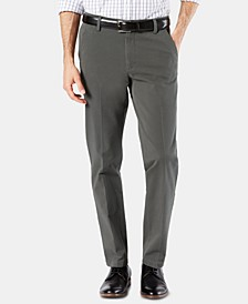 Men's Big & Tall Workday Tapered Fit Smart 360 Flex Khakis