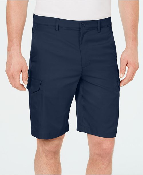 """Greg Norman Men's 10"""" Cargo Shorts, Created for Macy's"""