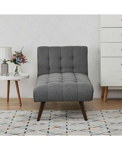 Gold Sparrow Shelton Convertible Sectional Sofa Bed & Reviews ...
