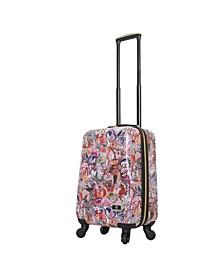 "Susanna Sivonen Squad 20"" Hardside Spinner Luggage"