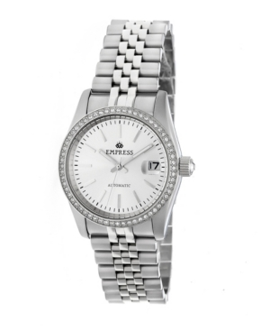 Constance Automatic White Dial