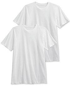 Jockey Men's 2-Pk. Classic Breathe Mesh T-Shirts