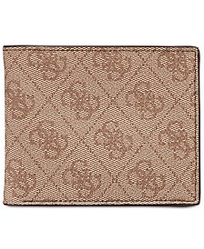 GUESS Men's Printed RFID Wallet