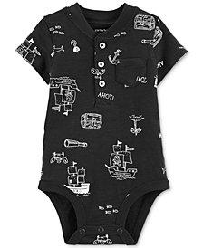 Carter's Baby Boys Cotton Printed Bodysuit