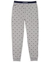 011e21c30f34e Lacoste Mens Pajamas  Loungewear   Sleepwear - Macy s