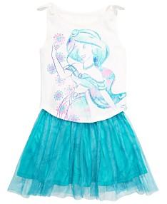 Disney Princess Kids Character Shirts & Clothing - Macy's