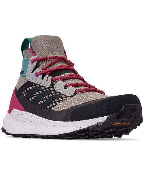 68160e94347 adidas Men s Terrex Free Hiker Trail Sneakers from Finish Line ...
