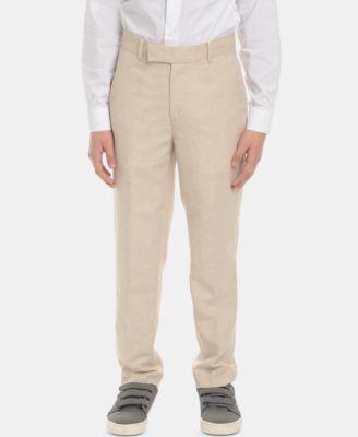 Big Boys Slim-Fit Suit Pants