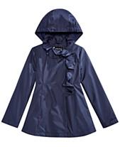 b4e7847c92bb S Rothschild & CO Big Girls Ruffle Rain Jacket