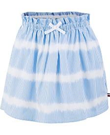 Tommy Hilfiger Big Girls Cotton Striped Skirt