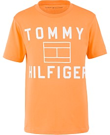 Tommy Hilfiger Big Boys Logo T-Shirt