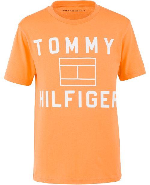 Tommy Hilfiger Little Boys Logo T-Shirt