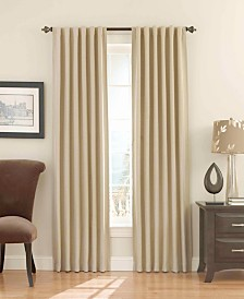 """Fresno Thermaweave 52"""" x 84"""" Blackout Curtain Panel"""