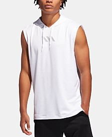 adidas Men's ClimaLite® Sleeveless Hoodie