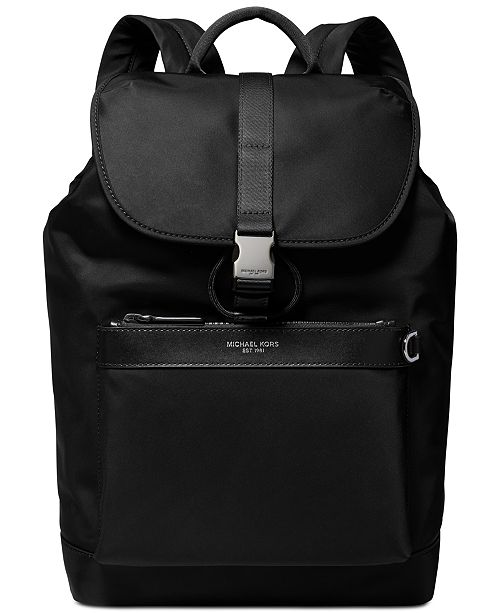 Michael Kors Men's Kent Field Backpack