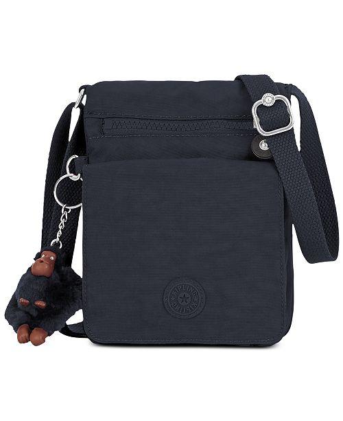 635fa61823 Kipling El Dorado Crossbody   Reviews - Handbags   Accessories - Macy s