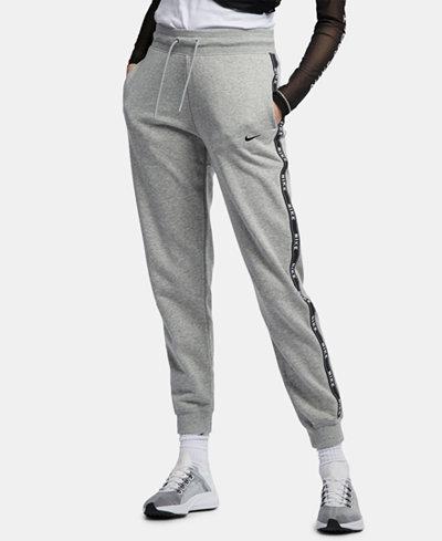 Nike Sportswear Logo Joggers