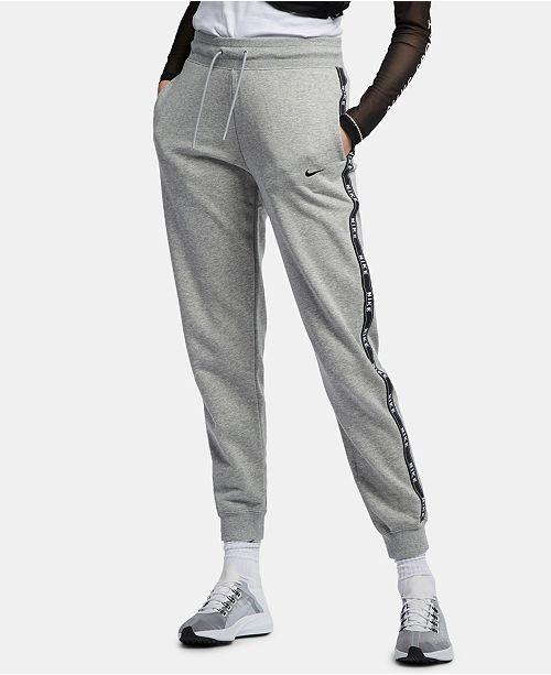 ever popular shop for official site Nike Sportswear Logo Joggers & Reviews - Pants & Leggings ...
