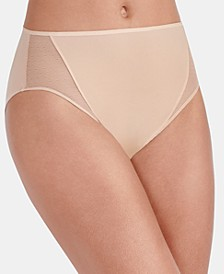 Breathable Luxe Hi-Cut Underwear 13181